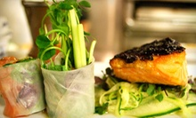 $5 for $10 at OM Restaurant & Lounge