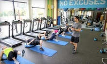 $12 for $25 at No Excuses Fitness