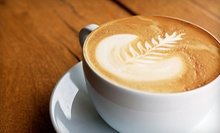 $2 for $4 at Geo's Organic Coffee &amp; Fine Tea