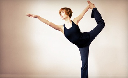 $9 for a Drop-In Yoga Class at  10 a.m. at Verona Yoga and Wellness Center