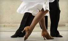 $7 for 6:15 pm Ball Room Group Dance Class at Dance With Us America