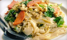 $29 for Dinner and Drinks for Two (Up to a $62 Value) at Celadon Thai Kitchen &amp; Canteen
