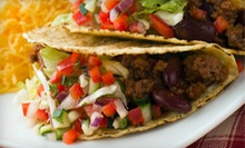 $5 for $10 at Taco Amigo