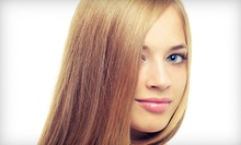 $20 for a Haircut and Style  at Rene Pulido