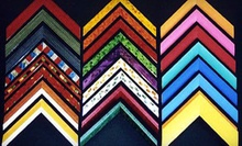 $49 for $200 Worth of Custom Framing at Art and Framing