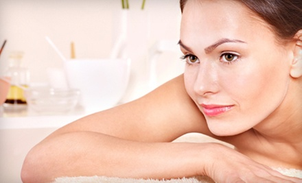 $39 for a 60-Minute Bauhinia's Hydrating or Whitening Facial at BBS Wellness