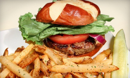 $19 for Two Burgers and Two Draft Beers (up to $38 value) at Redmond&#x27;s Bar &amp; Grill