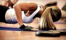 $10 for a One-Hour Bootcamp Class at 6 a.m. at Evolved Strength
