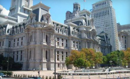 $10 for a History in HD Tour at 2:30 p.m. (Up To $19 Value) at Philadelphia Urban Adventures