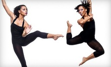 $8 for an Adult Dance Fit Class at 8:15 p.m. at Ballet Afrique