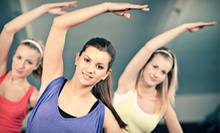 $5 for a One-Hour On The Barre Fitness Class at 4:30 p.m. at Shape Up Ladies Fitness Center