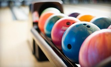 $12 for 2 Games, Shoes, and Fountain Drinks for Two(Up to $20 Value) at Grand Central Bowl