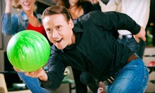 $15 for 2 Games of Bowling and Shoe Rental  for 4 People at St. Charles Lanes