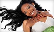 $80 for Keratin Straightening or Smoothing at Caramel Beauty International