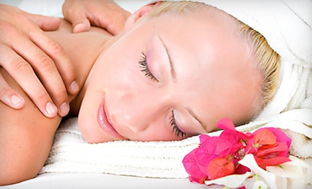 $41 for a Signature Pedicure & Regular Manicure at The Spa at Windward