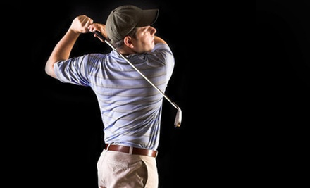 $29 for a 1-Hour Golf Simulator Play (Up to $60 Value) at Golf Center at The Club of Riverdale