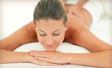 $30 for a 60-Minute Massage at InTouch Wellness Center