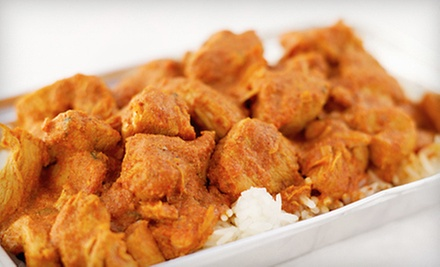$15 for $30 at Swagath Vegetarian Indian Cuisine