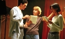 $25 for 7:30pm Actors Class at Lifebook Acting Academy