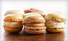 $32 for 24 French Macaron Cookies at Auberge Edge of Seattle Cooking School