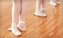 $5 for a 4 p.m. Kid's Level 2 Ballet Class at Del Mar Ballet
