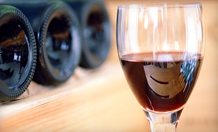 $15 for a Bottle of House Wine at Tom&#x27;s Steak House