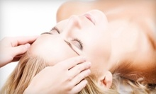 $75 for a Massage and 60 Minute Far Infrared Biomat Treatment  at Living Arts Wellness