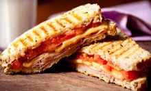 $5 for Any Sandwich or Salad & Large Fountain Soda (Up to $8 Value) at The Lunch Lounge
