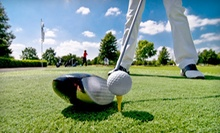 $12 for 30 Minutes in the Golf Simulator at Hoboken Golf