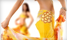 $8 for a 2 p.m. Beginner Bellydance Class at Little Egypt