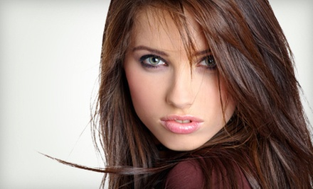 $24 for a Shampoo, Haircut, and Blowdry (Up to $45 Value) at Ennio Salvatore