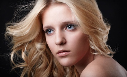 $49 for a Cut, Highlights & Blow Dry at Amy's Salon