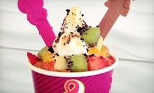 $3 for $6 Worth of Frozen Yogurt at Menchie's Frozen Yogurt Chatsworth