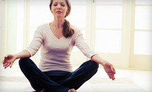 $5 for a 9:30 a.m. Drop-In Gentle Yoga Class at Ananda Palo Alto