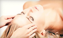 $49 for a 75-Minute Craniosacral Therapy Session at Live Free Integrative Therapies