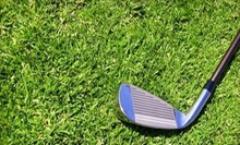 $22 for One Round of Golf and Cart Rental at Twin Wells Golf Course
