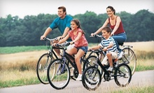 $39 for a Four-Hour Bike Rental on the Cape for Two at Eco Tourz