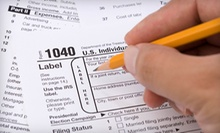 $72 for $179 Worth of Tax Preparation Services at Quick Tax Return