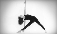 $10 for a 9:30 a.m.-10:45 a.m. Drop In Yoga Class at Ashram Wellness