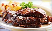 $10 for $20 Worth of BBQ Fare at Dat's Good Que