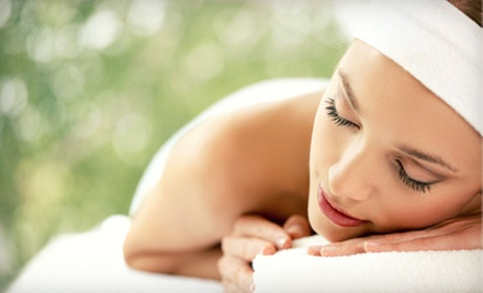 $55 for an Essential Facial and Back Scrub with Massage at SpaZone Dallas