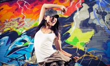 $10 for a  Hip Hop Class at 6:45 p.m. at The Hip-Hop Dance Conservatory