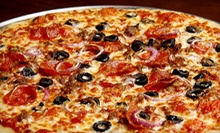 $8 for $16 at Pollenzo's Pizza House