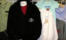 $30 for $50 Worth of Custom Embroidery Services at EmbroidMe Sorrento Valley