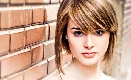 $39 for a Partial Foil with Emma, Julie or Liz at Allure Hair Studio Boston