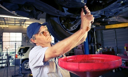 $19 for an Oil Change, 45 Point Inspection & Tire Rotation at 3C Automotive & Repair