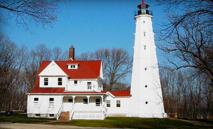 $5 for Two Admissions  at North Point Lighthouse