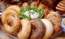 $7 for $10 at New York Bagels &amp; Cafe