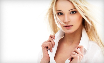 $39 for a Haircut, Blowdry &amp; Customized Conditioning Treatment  at Ego Lab Hair Salon &amp; Boutique