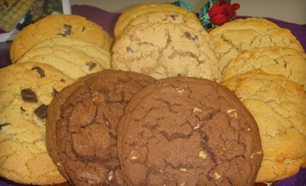 $34 for 24 Jumbo 5oz Cookies at Lawrence's Delights
